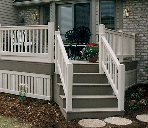 Deck Fencing Materials : Decking materials installation experts in