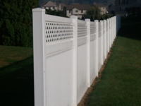 vinyl fence lattice company lancaster county